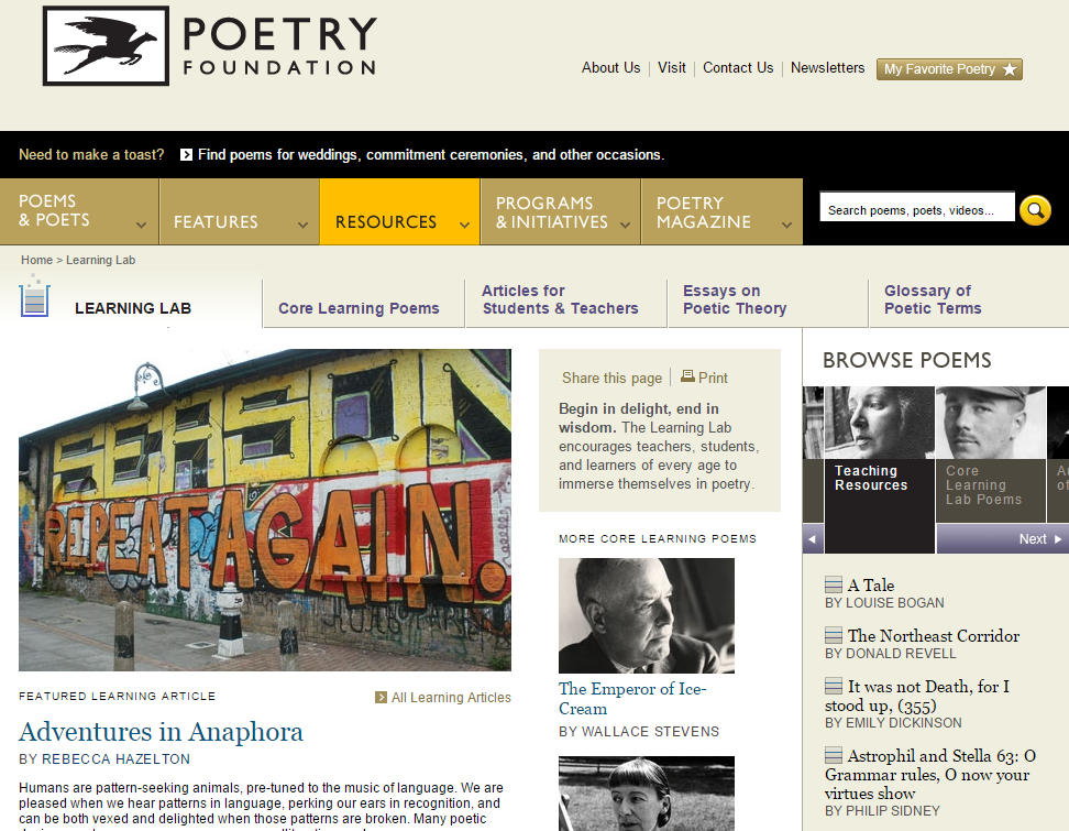 poetrylearninglab