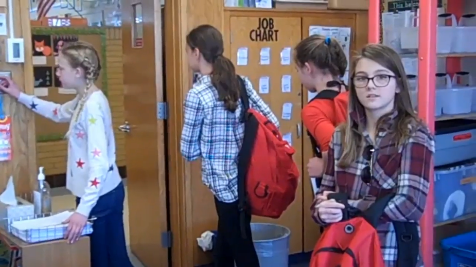 Fire Drills Student Production - Screenshot