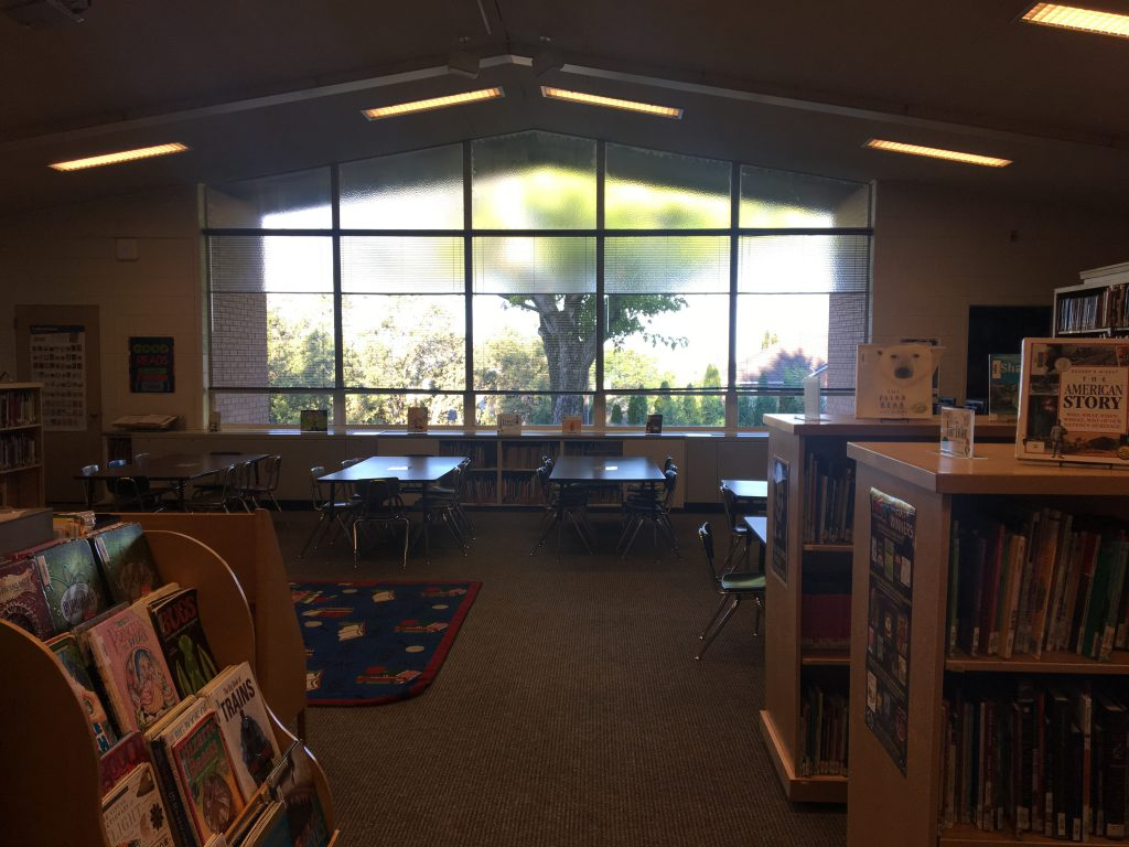 Morningside Elementary Media Center