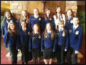 Granite Mountain FFA