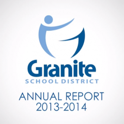 Granite logo with text 'Annual Report 2013-2014'