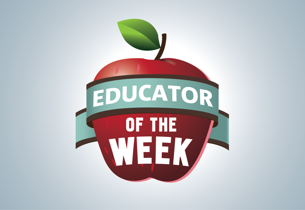 Educator of the Week