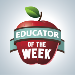 Educator of the Week logo