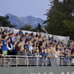 Photo of Taylorsville High football fans