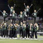 Photo of Olympus High cheerleaders