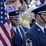 Photo of Hill Air Force Base Color Guard