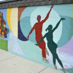 Photo of Granger Elementary mural