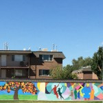Photo of Granger Elementary mural