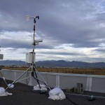 Photo of Armstrong Academy weather station