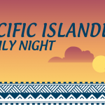 Logo for Pacific Islander Family Night