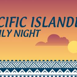 Logo for Pacific Islander Family Night