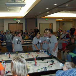 Photo of Hartvigsen Robotics Team