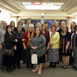 Photo of Granite teachers who have achieved National Board Certification