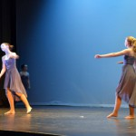 Photo of dancers performing at District Dance Concert