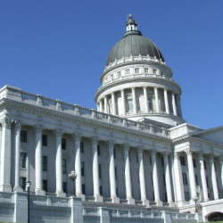 Photo of Utah State Capitol