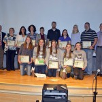 Photo of 2015 Region 5 PTA Award recipients
