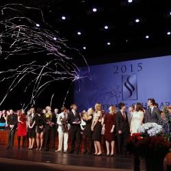 Photo of 2015 Sterling Scholar winners