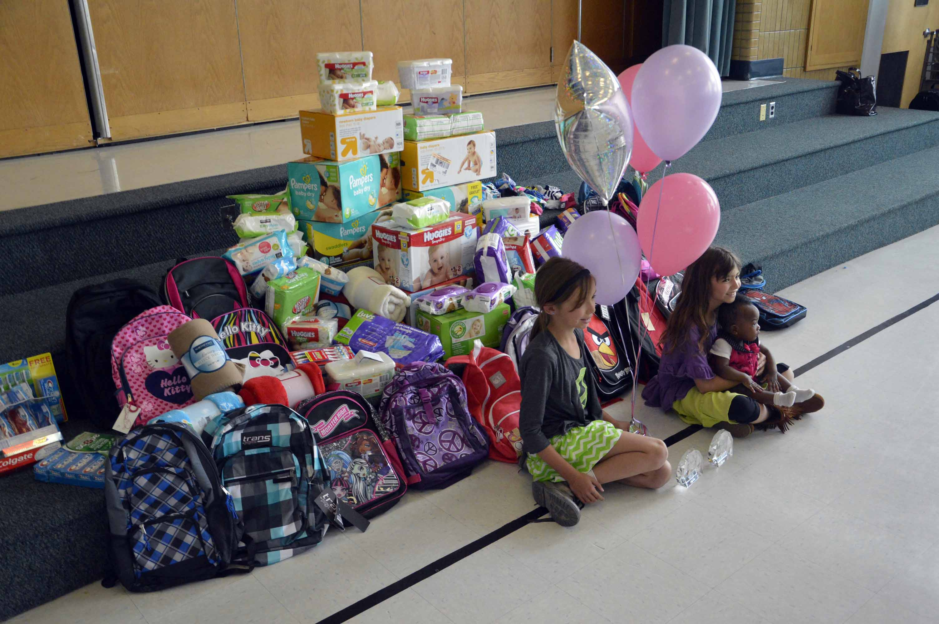 Video Sisters Forgo Birthday Gifts To Help Utah Refugee Families