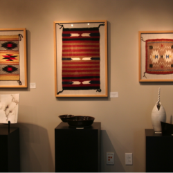 Photo of artwork in Granite Gallery