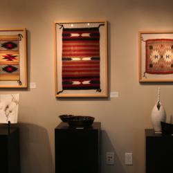 Photo of artwork in Granite Gallery