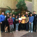 Photo of 2015 Commission on Youth recipients