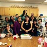 Photo of West Lake parent volunteers