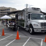 Photo of Utah Food Bank food pantry truck