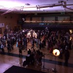 Photo of Kearns High homecoming dance