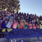 Photo of Taylorsville High football fans
