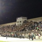 Photo of Olympus High football fans