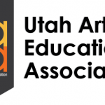 Logo for Utah Art Education Association