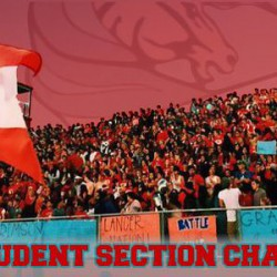Photo illustration of Granger High student section