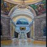 Photo of winning entry in Utah Senate Visual Arts Competition