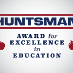 Huntsman Award for Excellence in Education logo