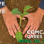Logo for 2016 Comcast Cares Day