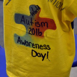 Photo of World Autism Awareness Day t-shirt