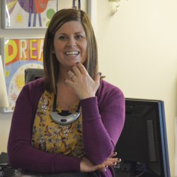 Rolling Meadows teacher receives UEA Excellence in Teaching Award