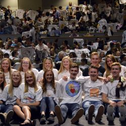 Olympus High students swap shirts in the name of school unity
