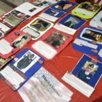 Veteran names, photos and stories on display at Granite Park Jr High