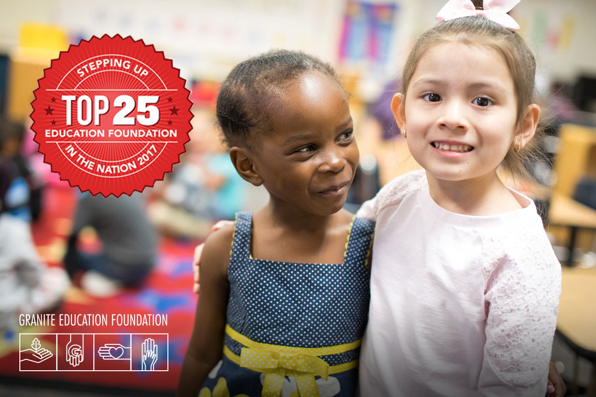 Granite Education Foundation among Top 25 in the country