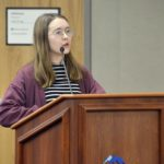 Skyline student addresses board of education