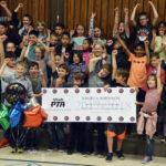 Fox Hills student receives national PTA award