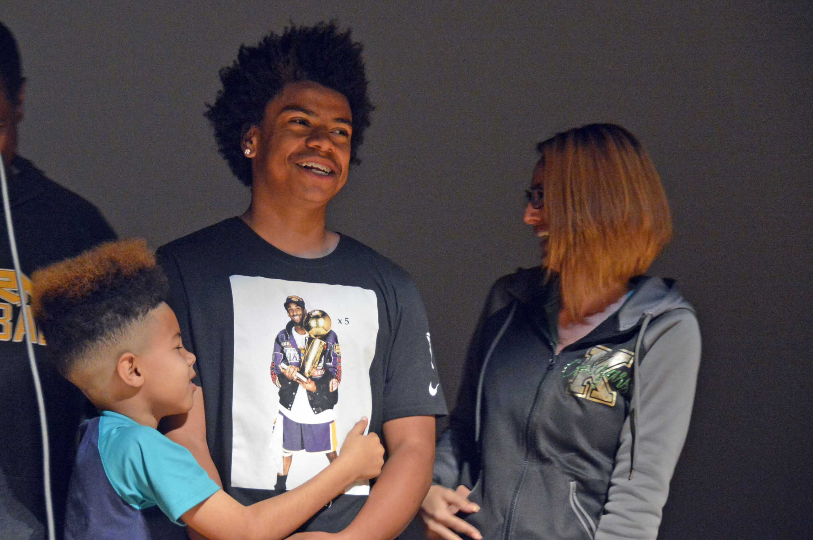 Kearns High student who transformed his life named Absolutely Incredible Kid