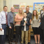 Penn Elementary student recognized as Incredible Kid