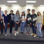 Evergreen Jr High recognized for high MGP