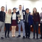 Hunter High School recognized for high MGP