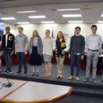 State champion athletes recognized during board meeting