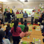 Farnsworth Elementary teacher recognized as Excel Award winner in classroom