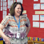 South Kearns teacher recognized as Excel Award winner in classroom