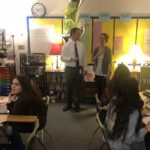 Cottonwood High teacher recognized as Excel Award winner in classroom
